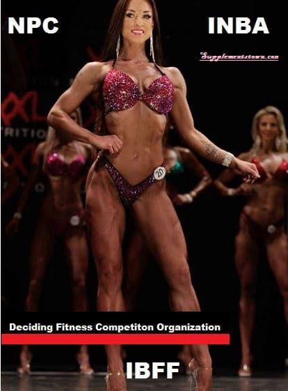 bikini competition organization