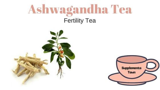 Ashwagandha Fertility Tea