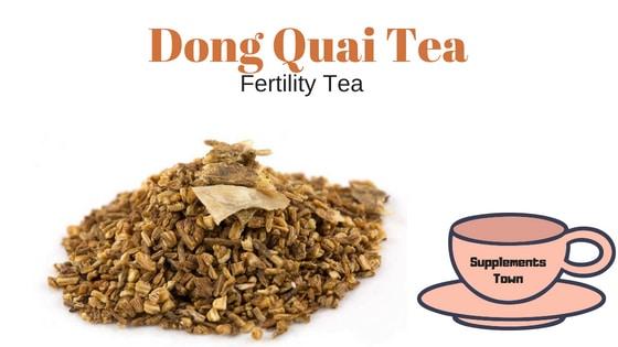 Dong Quai Fertility Tea