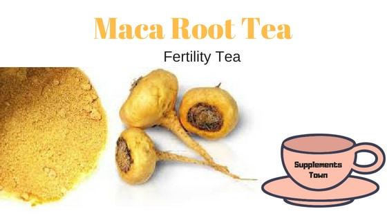 Maca Root Fertility Tea