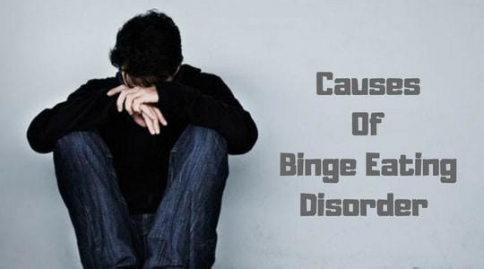Causes of binge eating disorder